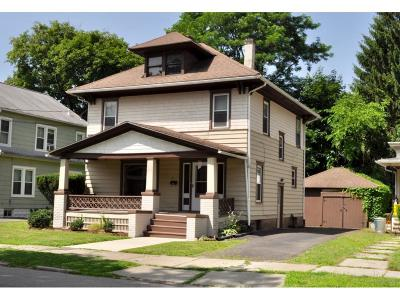 Binghamton Single Family Home For Sale: 15 Beethoven