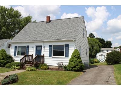 Binghamton Single Family Home For Sale: 5 Rossmore Place