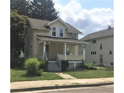 Johnson City Single Family Home For Sale: 22 Plymouth Street