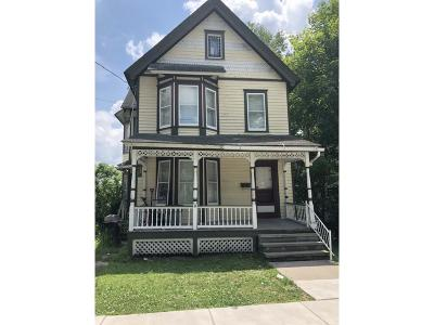 Deposit Single Family Home For Sale: 16 Clark Street