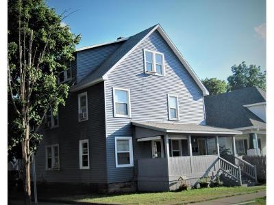 Johnson City Multi Family Home For Sale: 258 Grand
