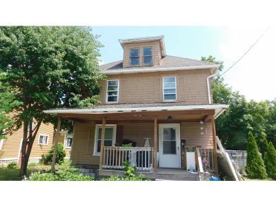 Endicott Single Family Home For Sale: 115 McKinley Avenue