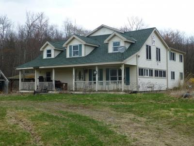 Single Family Home For Sale: 180 Gaf Lake Rd
