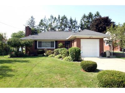 Endwell Single Family Home For Sale: 2211 Richmond Road