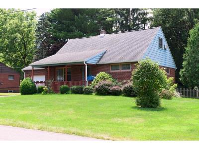 Broome County, Cayuga County, Chenango County, Cortland County, Delaware County, Tioga County, Tompkins County Single Family Home For Sale: 3412 Lynwood Place