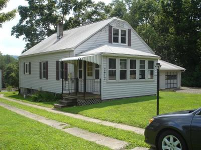 Owego Single Family Home For Sale: 2612 Route 17 C