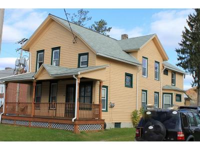 Broome County Multi Family Home For Sale: 766 Chenango Street