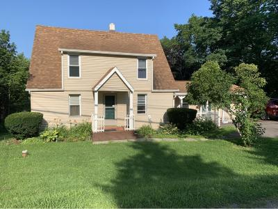 Windsor Single Family Home For Sale: 103 North Road