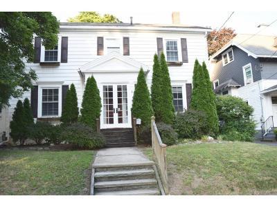 Broome County, Cayuga County, Chenango County, Cortland County, Delaware County, Tioga County, Tompkins County Single Family Home For Sale: 40 Beethoven Street