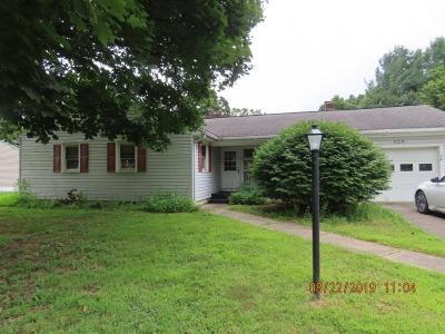 Tioga County Single Family Home For Sale: 624 Glenmary