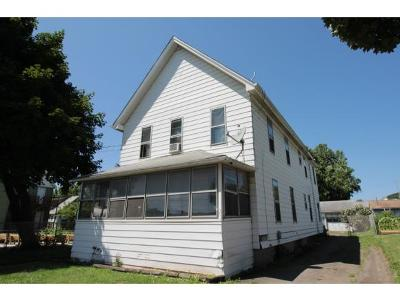Broome County Multi Family Home For Sale: 21 Abbott St