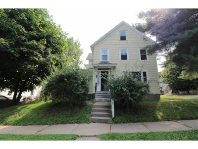Broome County Multi Family Home For Sale: 5 Alfred St