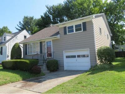 Johnson City Single Family Home For Sale: 21 Adams Ave.