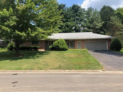 Vestal Single Family Home For Sale: 412 Pinecrest Road