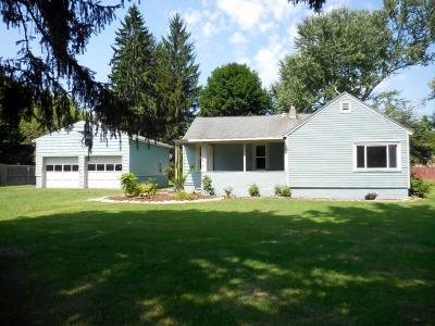 Broome County Single Family Home For Sale: 7 La France Road