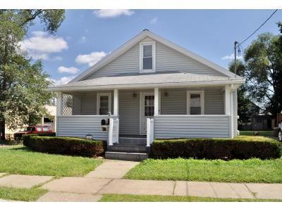 Endwell Single Family Home For Sale: 14 S Knight