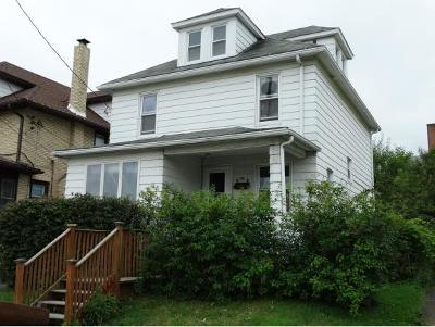 Endicott Single Family Home For Sale: 205 Squires