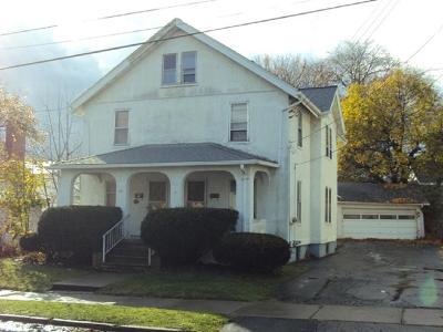 Endicott Multi Family Home For Sale: 8 Harrison Ave