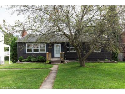 Endicott Single Family Home For Sale: 2918 Northwood Dr