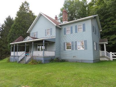 Endicott Single Family Home For Sale: 760 & 772 Boswell Hill Rd.