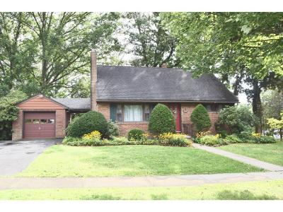 Endwell Single Family Home For Sale: 2818 Country Club Road