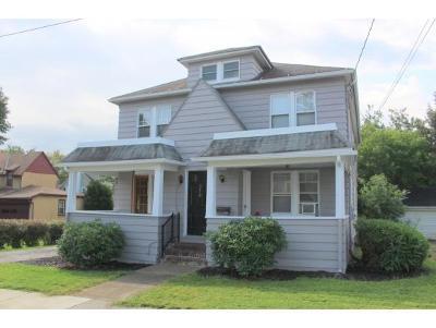 Endicott Multi Family Home For Sale: 314 Edward Street