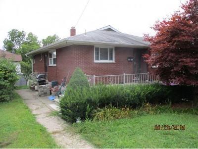 Endicott Single Family Home For Sale: 2104 Jenkins Street