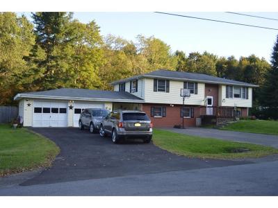 Windsor Single Family Home For Sale: 526 Hoadley Hill Rd