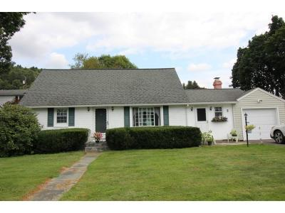 Binghamton Single Family Home For Sale: 5 New Street