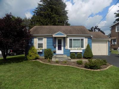 Binghamton Single Family Home For Sale: 1301 Chase
