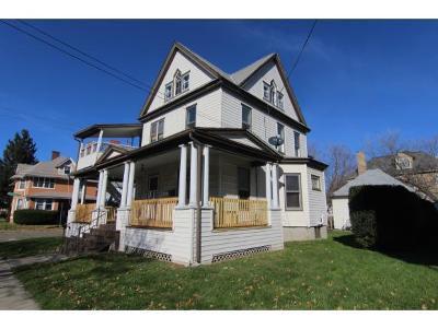Binghamton Multi Family Home For Sale: 44 Schubert St