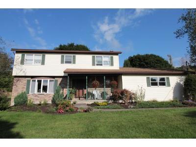 Binghamton Single Family Home For Sale: 1683 Nys Rte 12