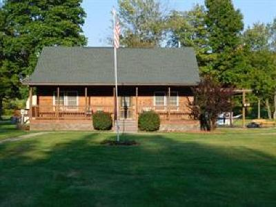 Whitney Point Single Family Home For Sale: 886 Page Brook Road