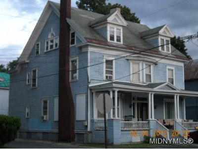 Multi Family Home For Sale: 506 N. Madison Street