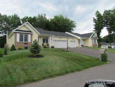 Rome Single Family Home For Sale: 8349 Forest Lane Lot 10