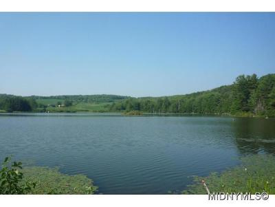 Sangerfield NY Residential Lots & Land For Sale: $33,000