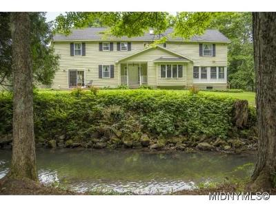 Holland Patent Single Family Home For Sale: 9689 Powell Road