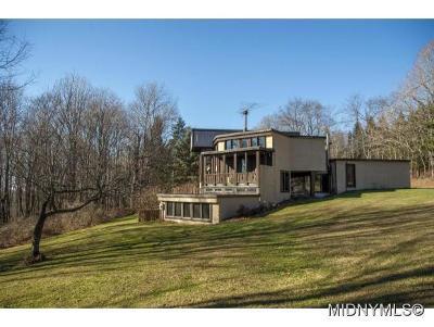 BARNEVELD Single Family Home For Sale: 6184 Military Road