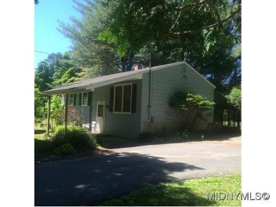 BARNEVELD Single Family Home For Sale: 8511 Trenton Falls Prospect Rd
