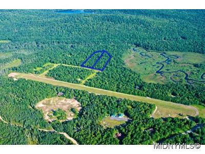 Old Forge Residential Lots & Land For Sale: 165 Taxi Way