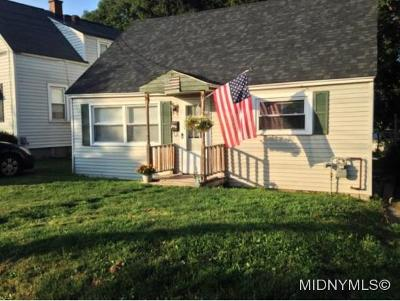 Whitesboro Single Family Home For Sale: 19 Owens Place