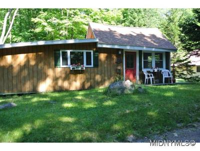 Old Forge Single Family Home For Sale: 122 Lake Trail