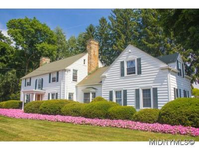 Utica Single Family Home For Sale: 1115 Herkimer Road