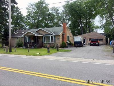 Sylvan Beach Single Family Home For Sale: 2409 Main