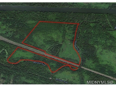Rome Residential Lots & Land For Sale: Off Oriskany Road