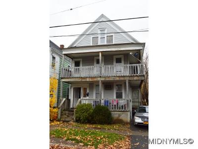 Utica Multi Family Home For Sale: 1008 Nichols Street