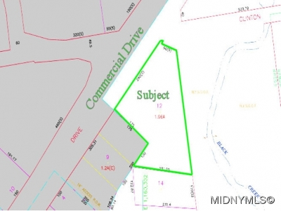 New Hartford Residential Lots & Land For Sale: Commercial Drive
