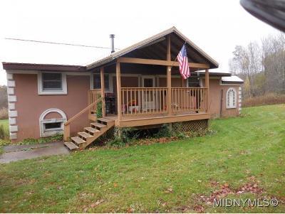 Steuben Single Family Home For Sale: 9891 Evans Road
