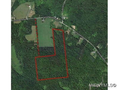 Steuben Residential Lots & Land For Sale: Carmichael Hill Road