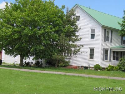 Verona Single Family Home For Sale: 6457 Rock Road